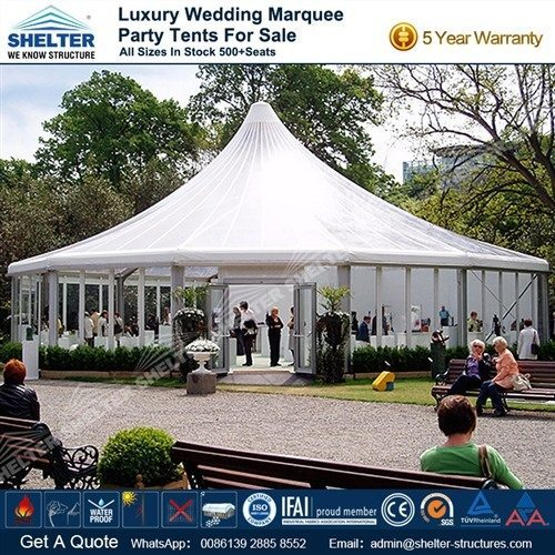 Geodome Tent Multi Sided Marquee Mixed Party Marquee